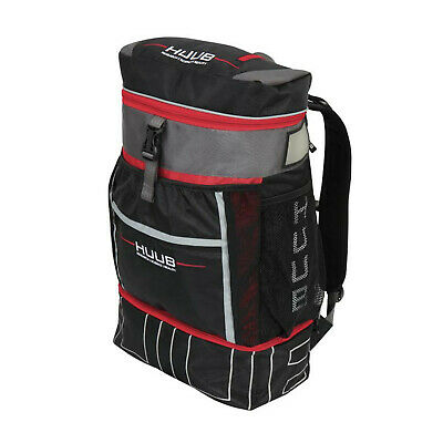 Huub Transition Rucksack Bag Triathlon Iron Man - Red