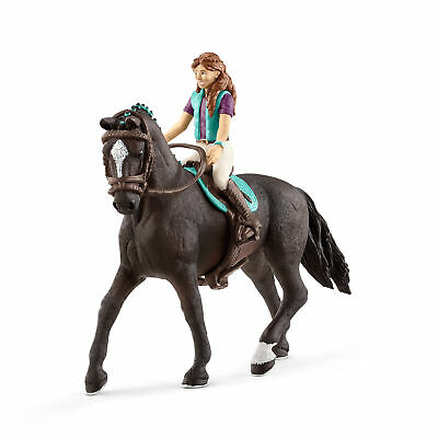 42516 Schleich Horse Club Lisa & Storm Horse Club For Plastic Figure Figurine