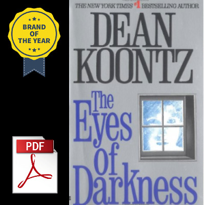 🔥 The Eyes Of Darkness By Dean R. Koontz Trending Book ⚡ [PDF] Fast Delivery 🔥