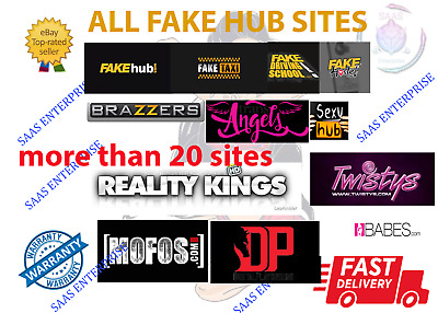 FAKE HUB PREMIUM with more than 20 sites + Gift PornHub Premium INSTANT DELIVERY