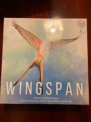 Stonemaier Games Wingspan Board Game with Swift Start Pack