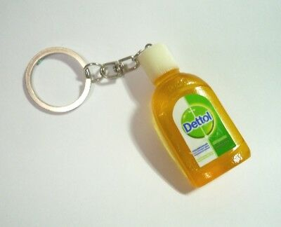 "SPRITE BOTTLE Fun KEYCHAIN Keyring Novelty Indonesia 3D 2.25/"" Acrylic Coca Cola"