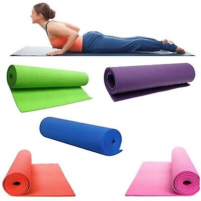 ** Tappetino fitness ** tappetino 170 x 60 x 0,25 cm per fitness, yoga, pilates