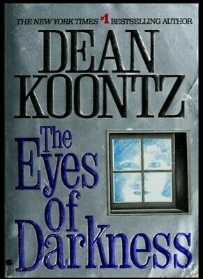 The eyes of darkness by Dean Koontz 1981