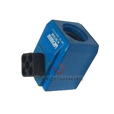 507848 24v DC DIN UH Eaton Vickers solenoide coil