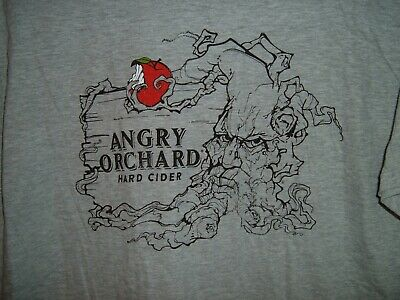 Angry Orchard Hard Cider Adult XL T-Shirt