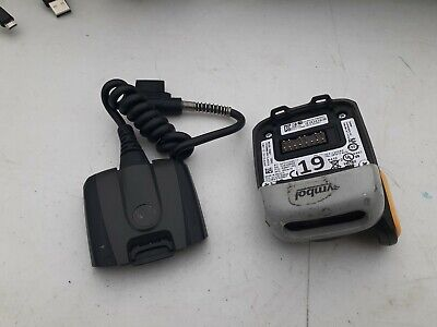 UNTESTED Symbol RS507 Barcode scanner Fast Free Shipping!
