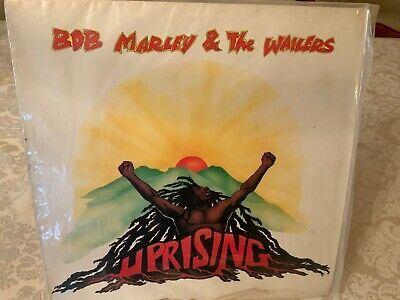 "1980 Bob Marley and the Wailers ""UPRISING "" 12"" stereo  33 RPM Tuff Gong VG Cond"