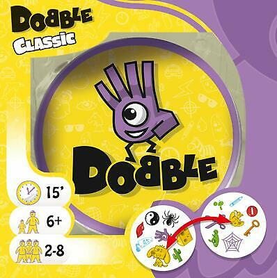 Dobble Party Game BRAND NEW SEALED Visual Perception Card Game