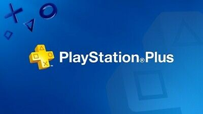 1 Month (28 Days) PlayStation Plus PS4 2 14-Day Membership No Code
