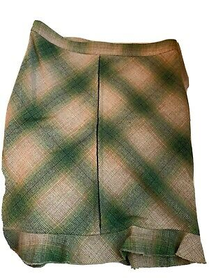 United  colors of benetton Wool Skirt Size 40