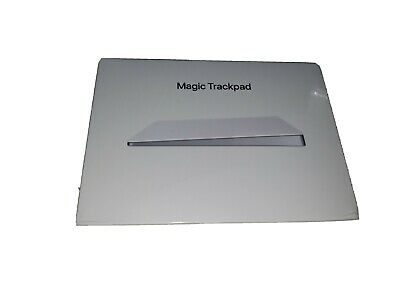 Apple MJ2R2LL/A Magic Trackpad 2 - White. New in box