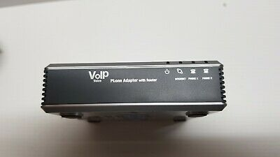 Cisco/Linksys SPA2102 VoIP Phone Adapter Router 2FXS
