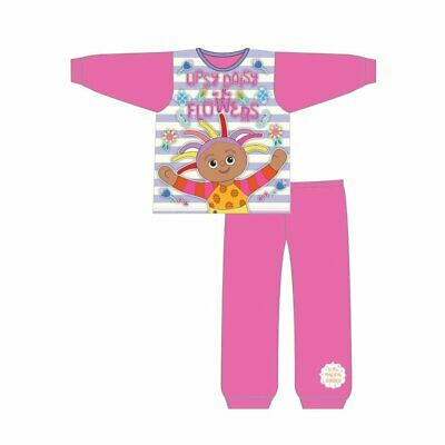Girls In The Night Garden Snuggle Fit Pyjamas - In The Flowers