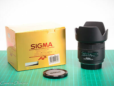 Sigma AF 28mm f/1.8 High Speed Aspherical Wide Lens for Minolta-A / Sony Alpha