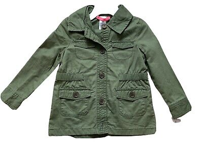 Todder Girls Spring Lightweight Jacket Size 2T Carter's Green New With Tags