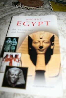ancient egypt art, architecture and history by the british museum press