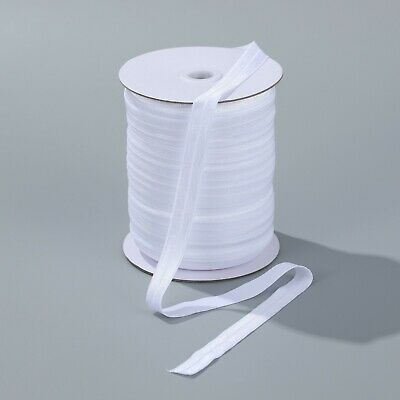 Knit Elastic 180 Yards 4-5 mm White Knitted Roll bulk wholesale lot stretchy WK5