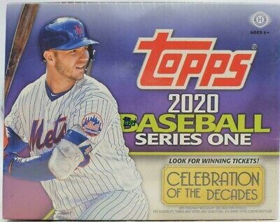 Pick & Choose! Complete Your Set! 2020 Topps Baseball Series 1 Rookie Cards