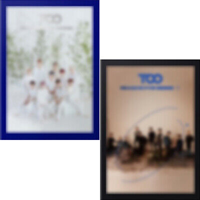 TOO [REASON FOR BEING:인(仁)] 1st Mini Album CD+POSTER+Photo Book+3 Card+Pre-Order