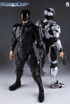 3A threezero Robocop SET + ED-209 Black ver.