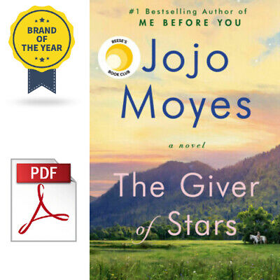 🔥  The Giver of Stars By Jojo Moyes ⚡⚡ [PDF] Fast Delivery 🔥⚡