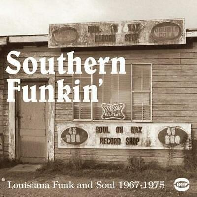 SOUTHERN FUNKIN' Louisiana Funk & Soul 1967-79 Various NEW & SEALED 2X LP VINYL