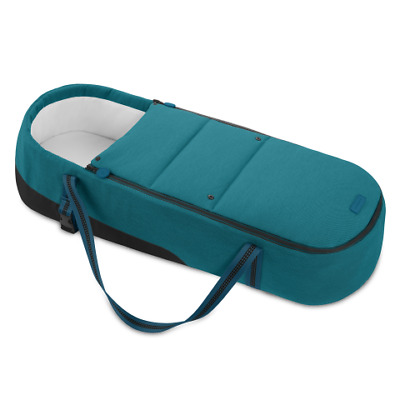 Soft carrycot Cybex Cocoon S River Blue