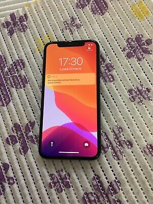 Apple Iphone X 256Gb Nero Grado A - No Face Id -