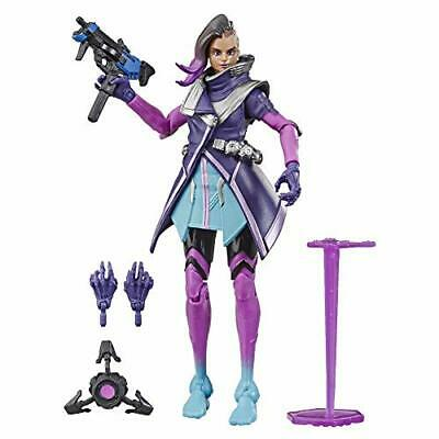 Hasbro Overwatch Ultimates Series Sombra 6-Inch-Scale Collectible Action...