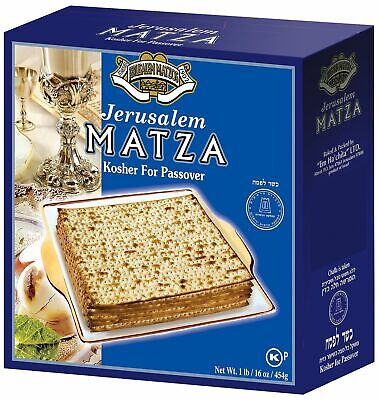 Jerusalem - Matzos - 454g Box