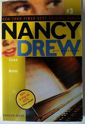 Nancy Drew-Girl Detective: False Notes