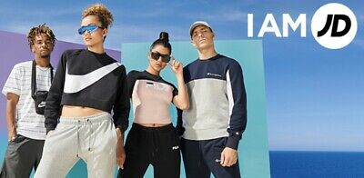 JD SPORTS 20% Off Discount!