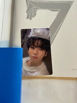 Official BTS 2020 Map of the Soul : 7 Photocard Version 1 Jungkook
