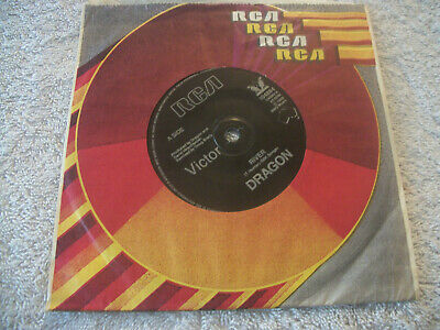 Dragon- River   - Botton To The Top 7''