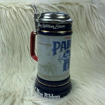 Pabst Blue Ribbon 2005 What'll You Have Ceramic Stein 208 / 2000