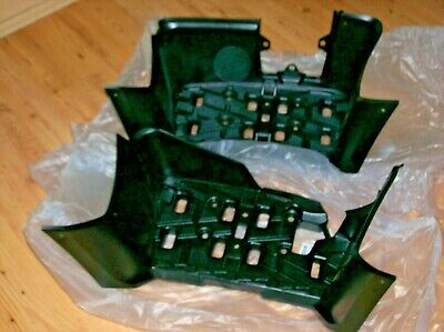 Yamaha Grizzly 550 & 700 Right & Left Plastic Footwells, Floor Boards 08-11