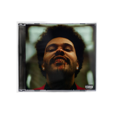 After Hours, The Weeknd (2020) Brand New CD!!