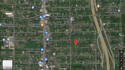 Beautiful Land 0.13 Acre in Mount Morris Michigan No Reserve For DEED!