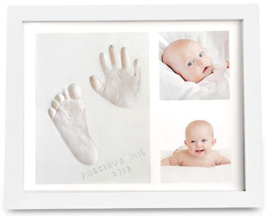 Baby Handprint Footprint Keepsake Kit