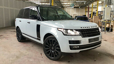 2015 15 Range Rover Vogue 3.0 TDV6 -Black Pack- 1 Owner- Low Mileage