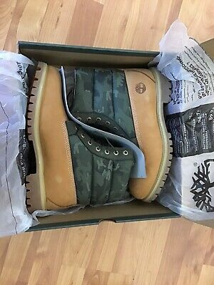 TIMBERLAND BOOTS 6 INCH Premium Wheat (10061) Gr 43,5 W9,5