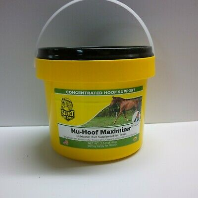 Equine Select The Best Nu-Hoof Maximizer Supplement For Horses 2.5 Lbs (1.14 Kg)
