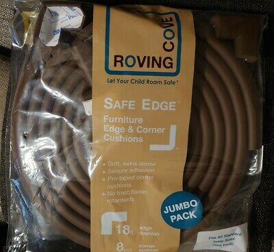 18ft Roving Cove Brown Furniture Edge & Corner Cushion Adhesive