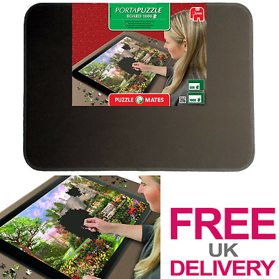 Jigsaw puzzle board / portapuzzle storage mat for 1000 pieces (jumbo games mates