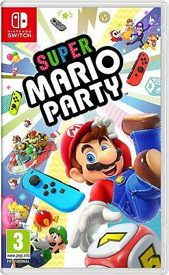 Super Mario Party Nintendo Switch - Brand New