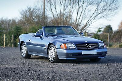 Mercedes-Benz SL 300 R129 Auto Blue 58,000 Miles Immaculate Condition