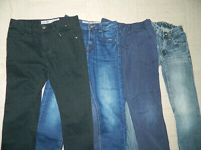 Boy's Jeans Trousers Bundle age 9/10 years Slim Fit