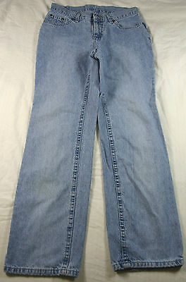 Riveted by Lee light blue denim jeans, size 4M