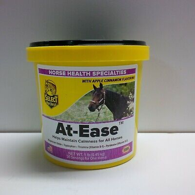 Equine Select The Best At-Ease Supplement For Horses 1 Lbs. (.45 Kg)